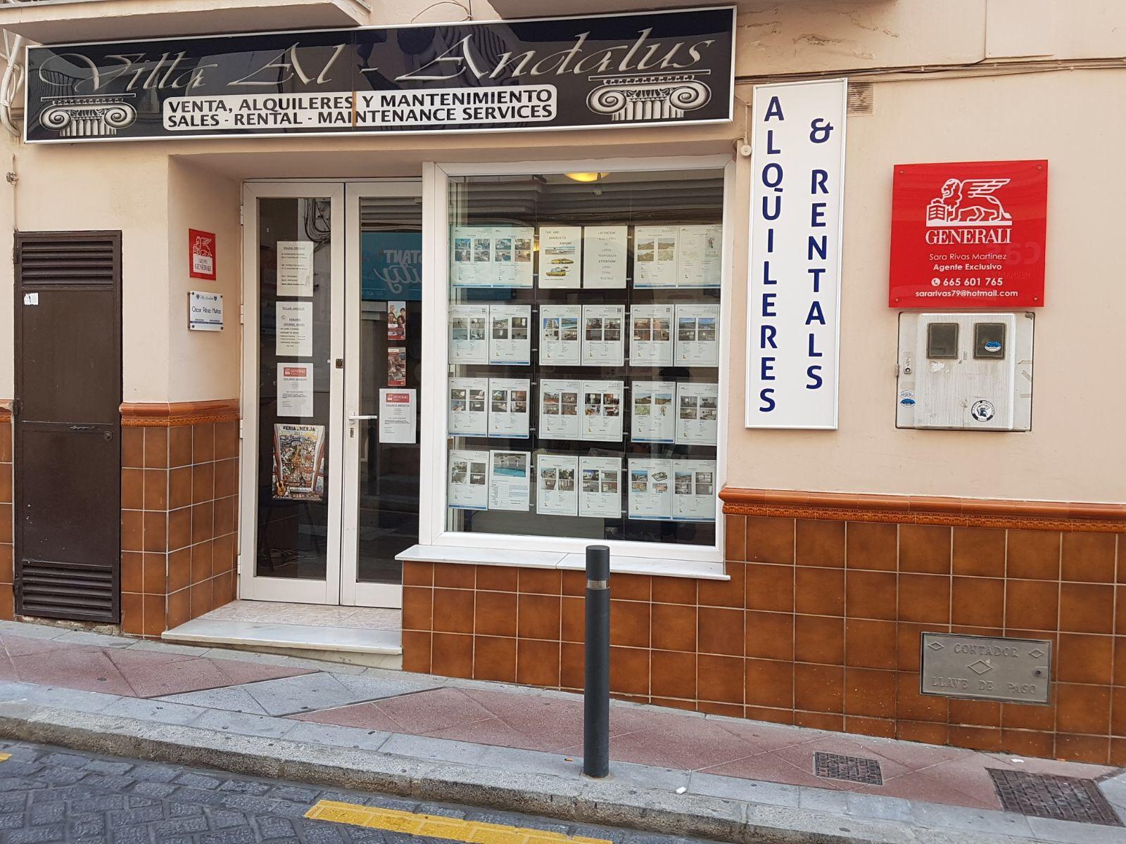 Oficina Villa Al Andalus en Calle Angustia Nerja