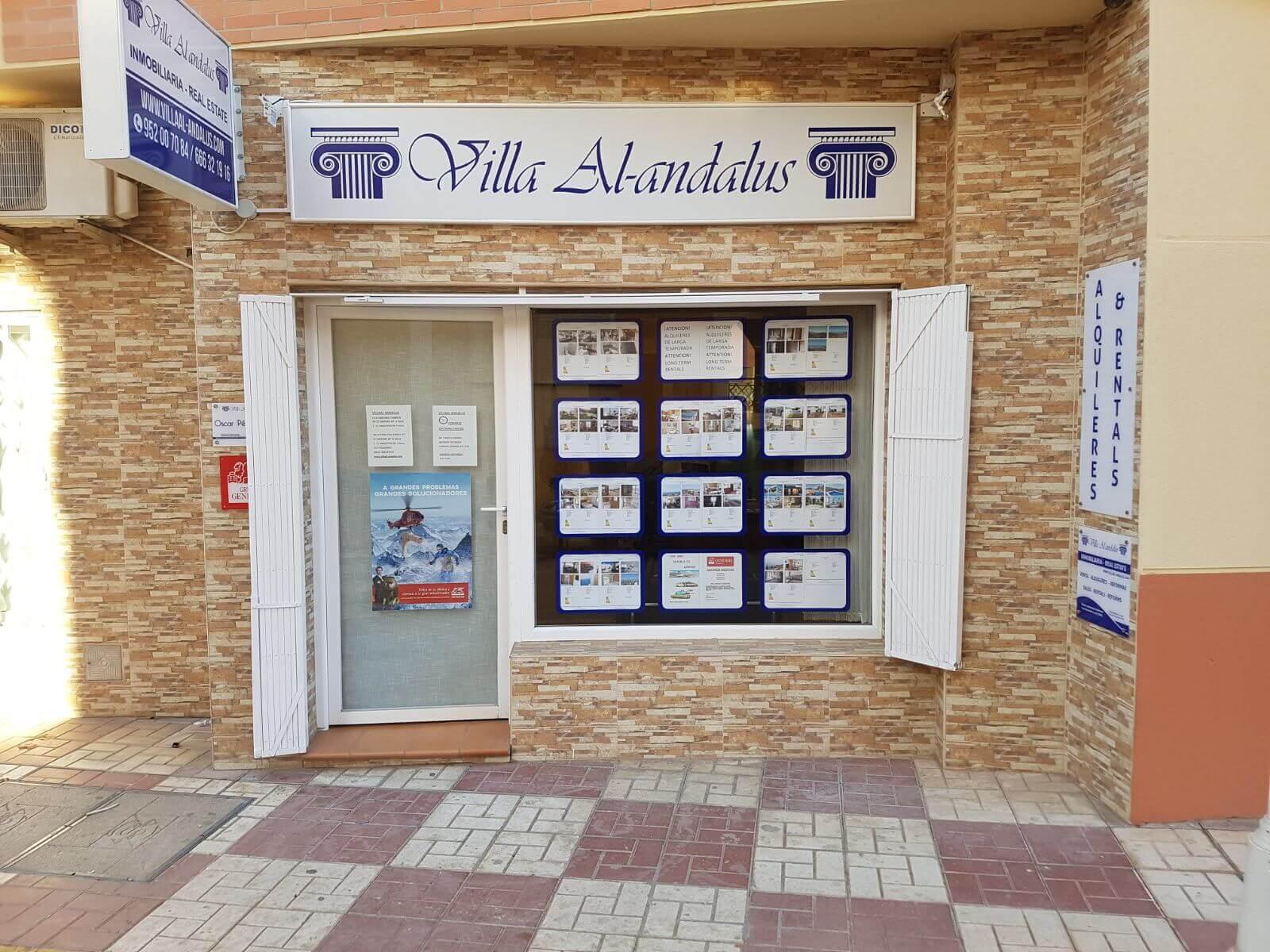 Oficina Villa Al Andalus en Torrox